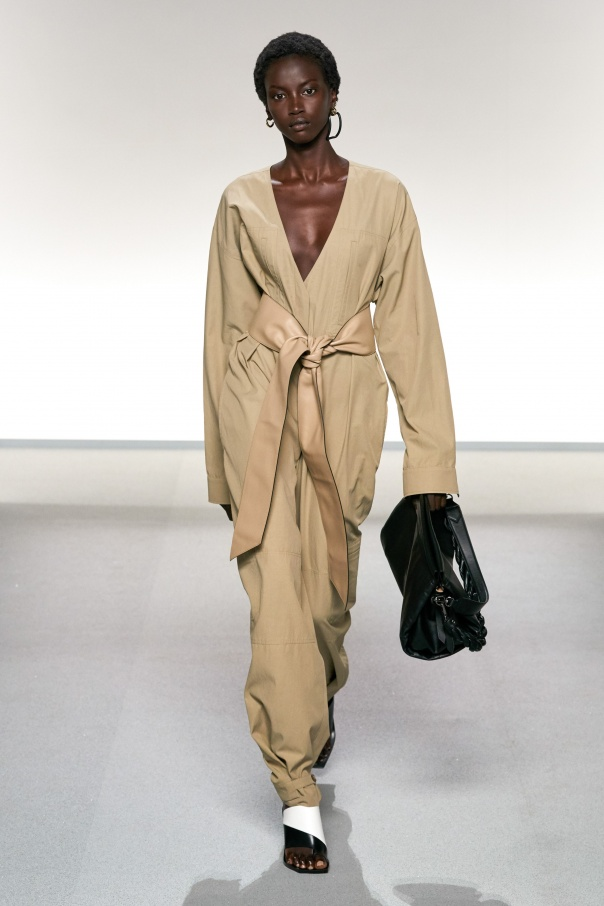Jumpsuit with tie fastening od Givenchy