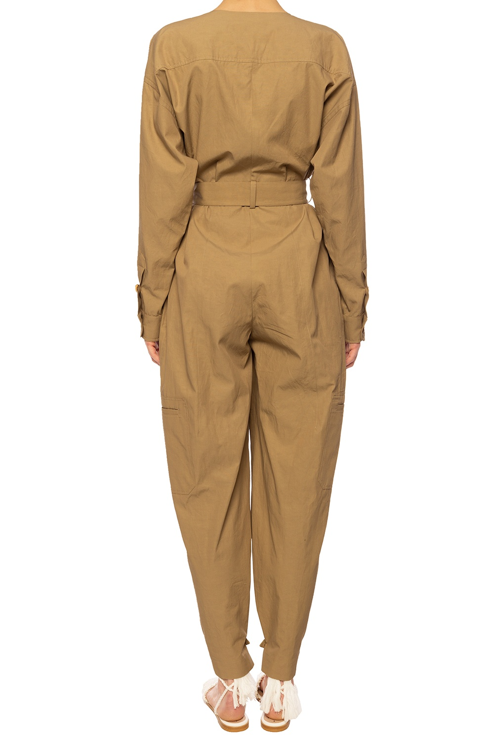 Givenchy Jumpsuit with tie fastening