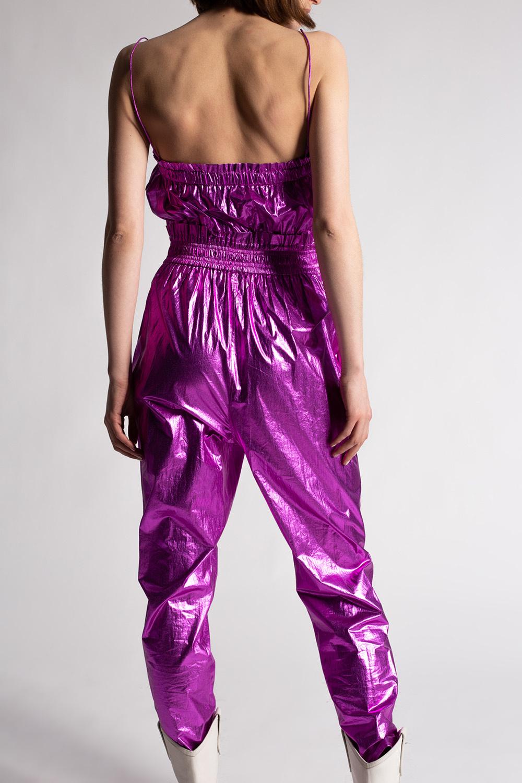 Isabel Marant Sleeveless jumpsuit