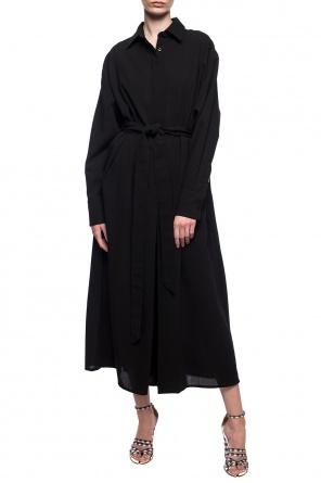 Wool jumpsuit od Ami Alexandre Mattiussi