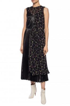 Patterned sleeveless dress od Junya Watanabe Comme des Garcons