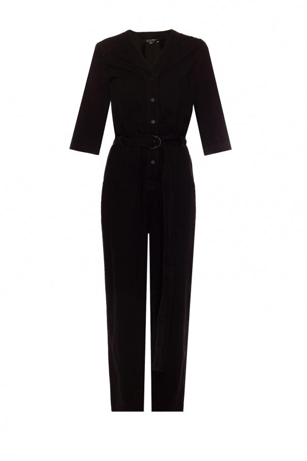 AllSaints 'Lora' denim jumpsuit