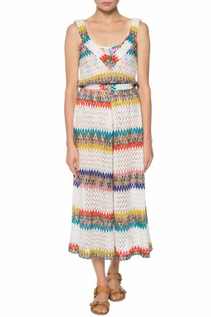 Jumpsuit with straps od Missoni