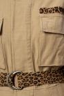 R13 Long-sleeved jumpsuit