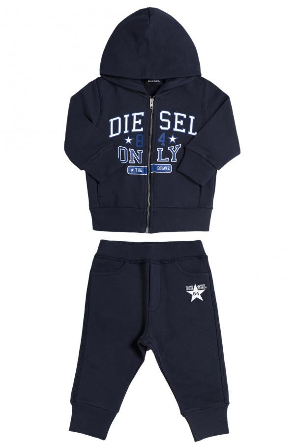 Diesel Kids Sweatshirt & sweatpants kit