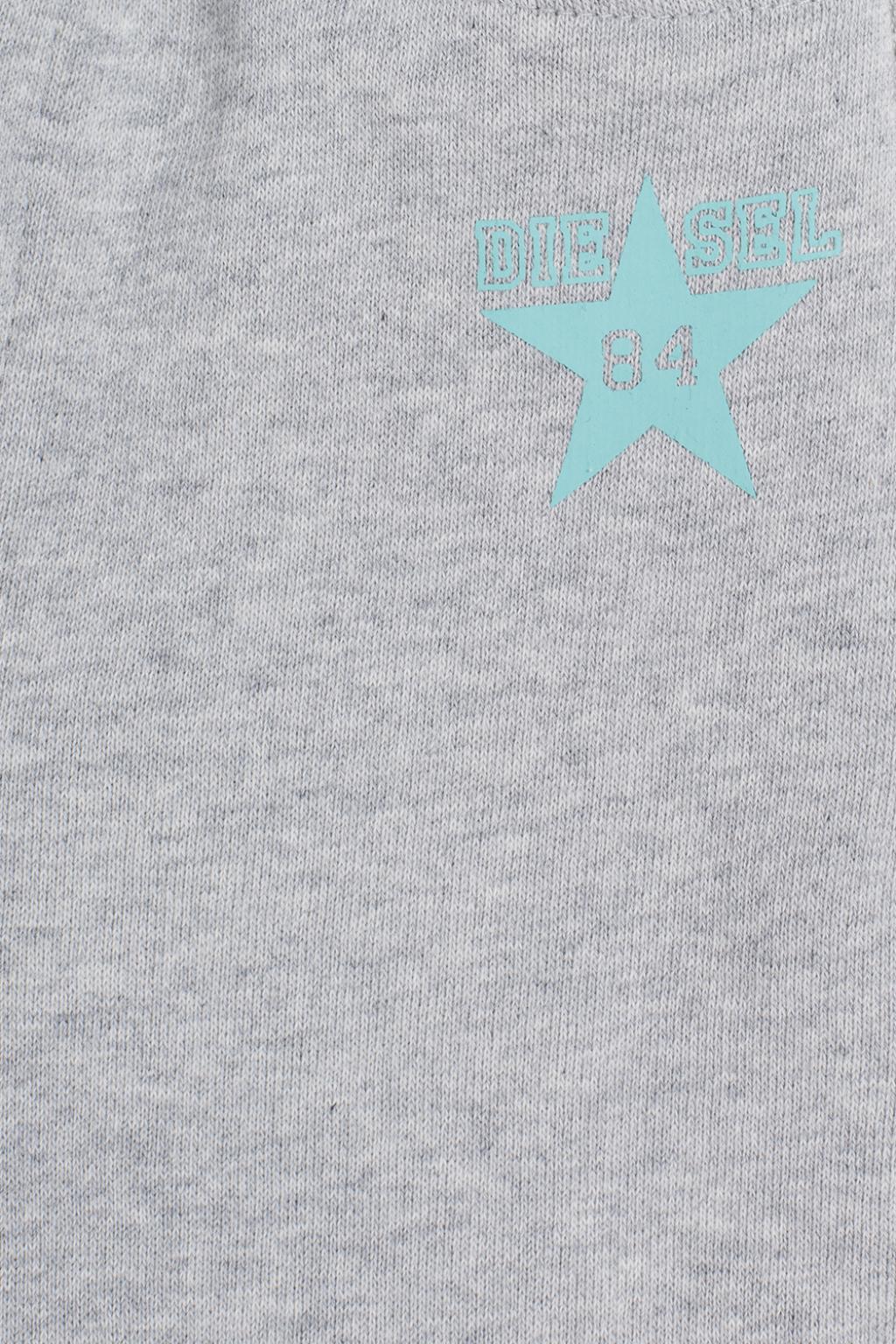 Diesel Kids Sweatshirt & sweatpants set
