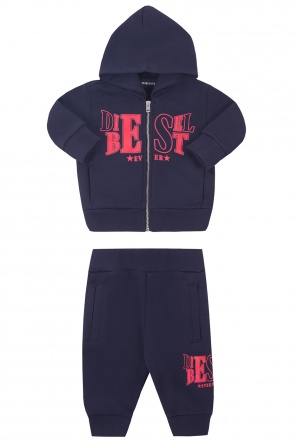 Sweatshirt & sweatpants kit od Diesel