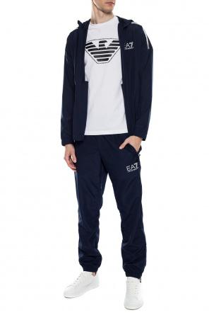 Sweatshirt and sweatpants set od EA7 Emporio Armani