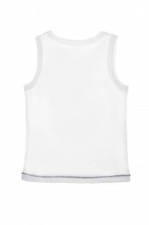 Two-piece sleeveless top set od Stella McCartney Kids
