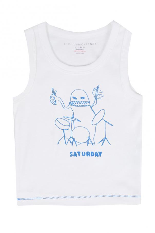 Stella McCartney Kids Dwupak t-shirtów