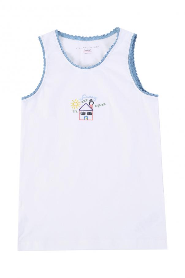 Stella McCartney Kids T-shirt two-pack