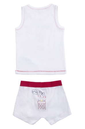 T-shirt & boxers set od Stella McCartney Kids