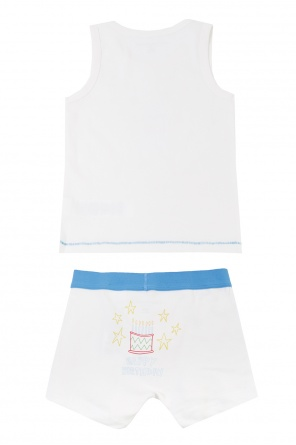 T-shirt & boxers kit od Stella McCartney Kids