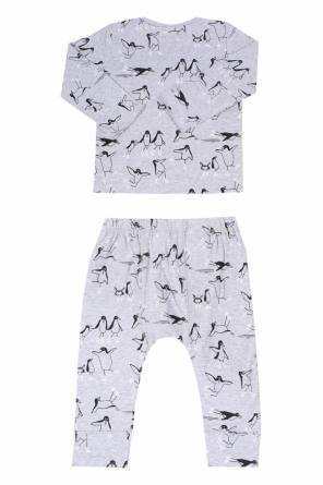 T-shirt & sweatpants kit od Stella McCartney Kids