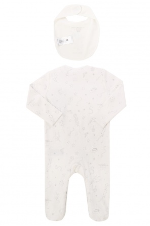 Romper suit & bib kit od Stella McCartney Kids