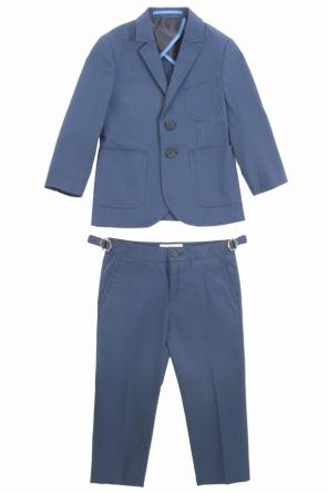 Cotton suit od Stella McCartney Kids