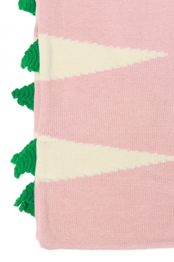 Set: scarf and gloves od Stella McCartney Kids