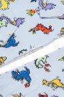 Wzorzysty komplet: t-shirt i legginsy od Stella McCartney Kids