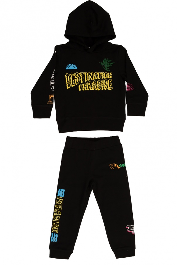 Stella McCartney Kids Sweatshirt and sweatpants set