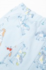 Stella McCartney Kids Printed pyjamas