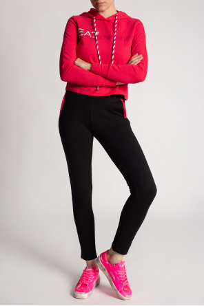 Sweatshirt & sweatpants set od EA7 Emporio Armani