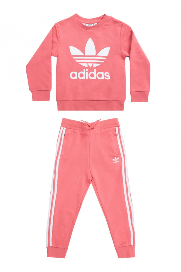 ADIDAS Kids Sweatshirt & sweatpants set