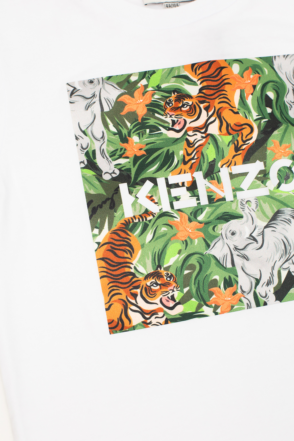 Kenzo Kids T-shirt & sweatpants set