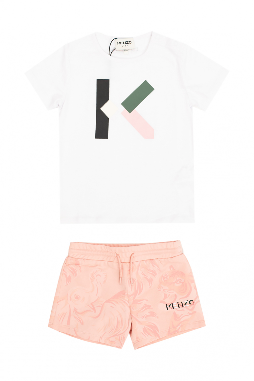 Kenzo Kids T-shirt & shorts set