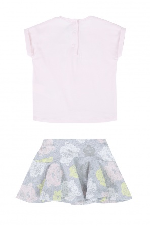 T-shirt & skirt set od Kenzo Kids