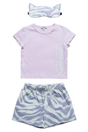 Pyjama, hand bag & blindfold kit od Kenzo Kids