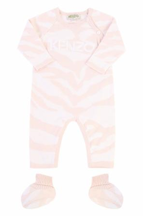 Romper suit & shoes kit od Kenzo Kids