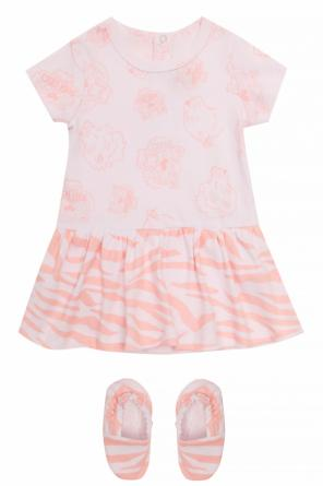 Body with skirt & socks od Kenzo Kids
