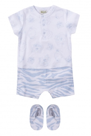 Body & shoes kit od Kenzo Kids
