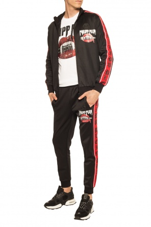 Sweatshirt and sweatpants set od Philipp Plein