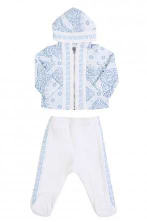 Sweatshirt & trousers set od Versace Young