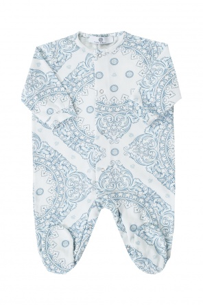 Romper suit & bib set od Versace Young