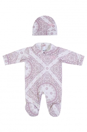 Romper suit & hat set od Versace Young
