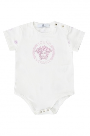 Body & bib set od Versace Young