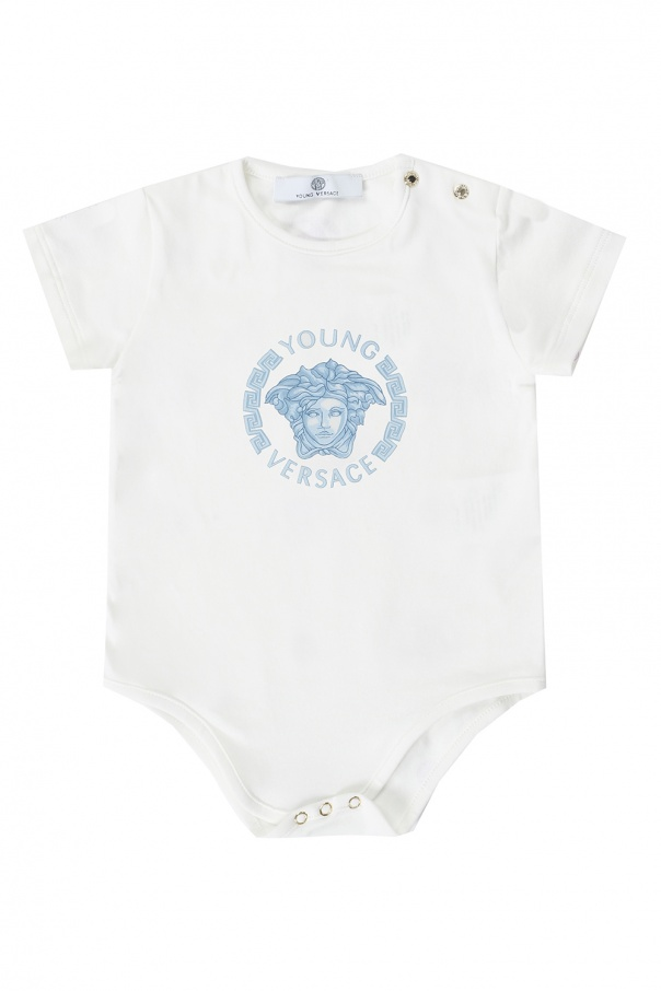 Versace Young Body & bib set