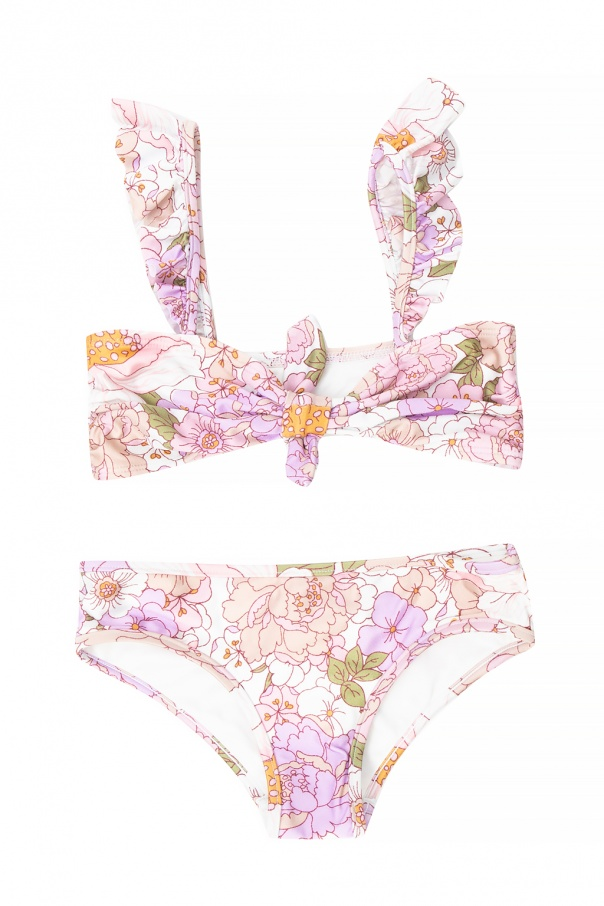 Zimmermann Kids Two-piece swimsuit