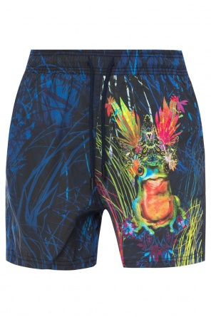 Printed swimming shorts od Etro