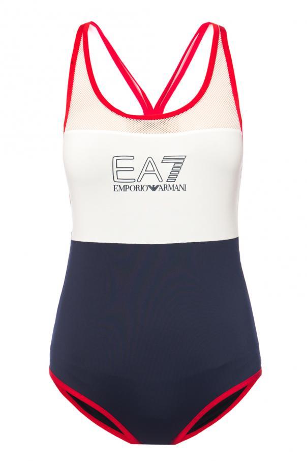 1d60f0ea255 One-piece swimsuit EA7 Emporio Armani - Vitkac shop online