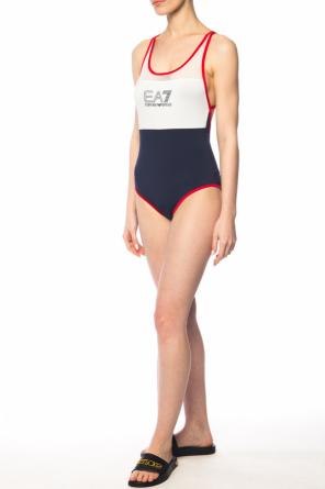 One-piece swimsuit od EA7 Emporio Armani