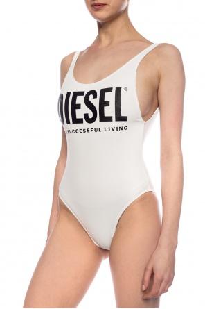 One-piece swimsuit with logo od Diesel