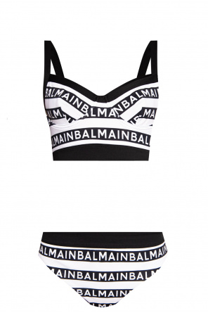 Two-piece swimsuit od Balmain