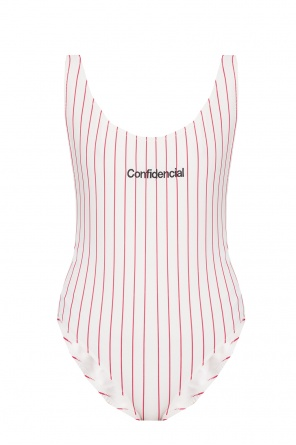 One-piece swimsuit od Marcelo Burlon