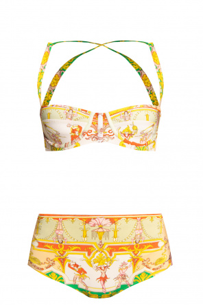 Two-piece swimsuit od Etro