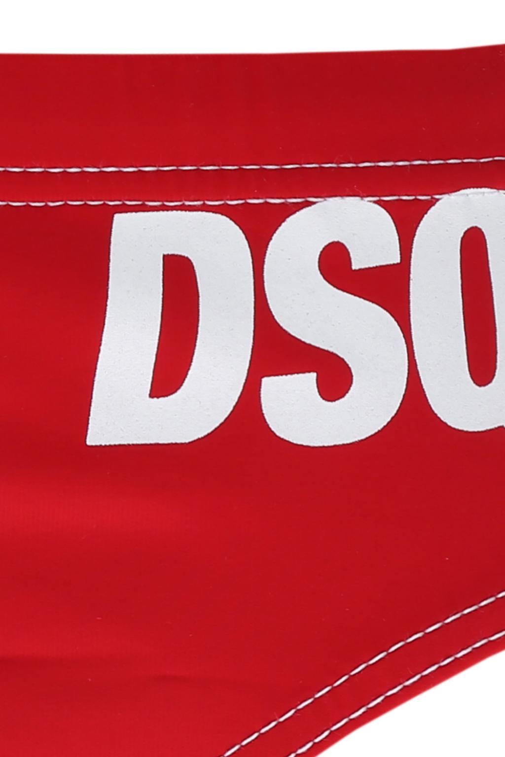Dsquared2 Print Swim Shorts