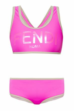 Two-piece swimsuit od Fendi