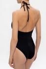 Fendi Jednoczęściowy kostium kąpielowy